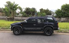 Nissan Terano Th'98 Grand Road + Gagah + Macho