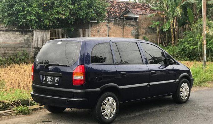 Chevrolet Zafira 1.8 Th'2003 manual + istimewa + cepat dapat