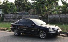 Mercedes Benz C180 Elegant 2.0 W 203 A/T Th'2002 + siapa cepat dapat