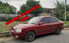 Hyundai Accent Verna GLS Th'2002 + Low KM