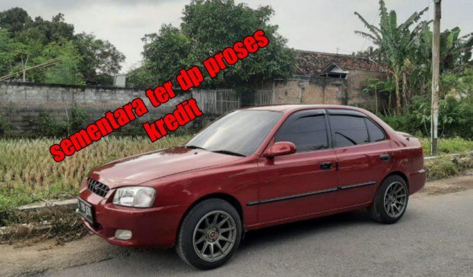 Hyundai Accent Verna GLS Th'2002 + Low KM