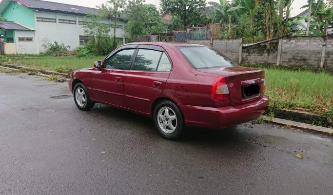 Hyundai Accent Verna GLS Th'2003 + cepat dapat