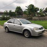 Sedan mewah – Chevrolet Optra LT 1.8 A/T Th'2005 + Low KM