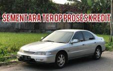 Honda Accord Cielo AT thn '94 + Istimewa